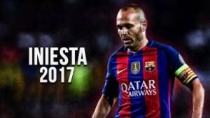 Video: Andres Iniesta ? Masterpiece ? Skills - Goals - Assists Show ? 16/17